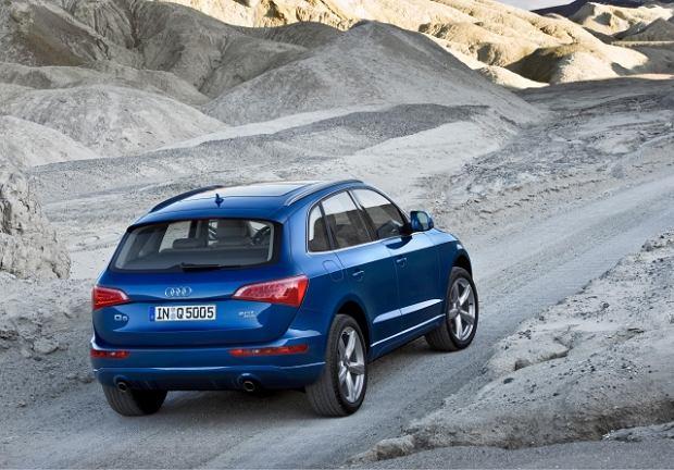 Audi liderem napędu na cztery koła