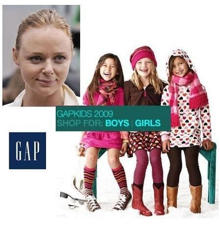 Stella McCartney   GAP Kids  fot  EAST NESW   gap com Gap Kids Stella Mccartney