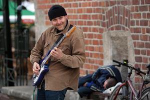 Gitarzysta z Rynku: Swoich praw zamierzam dochodzić do skutku