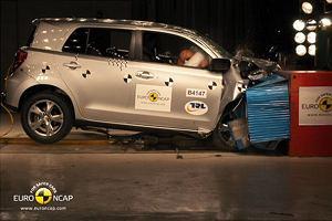 Dziesięć najbezpieczniejszych aut