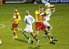 15. kolejka. Jagiellonia - Lechia 0:0. Cionek, Kowalczyk, Lewczuk, Lukjanovs