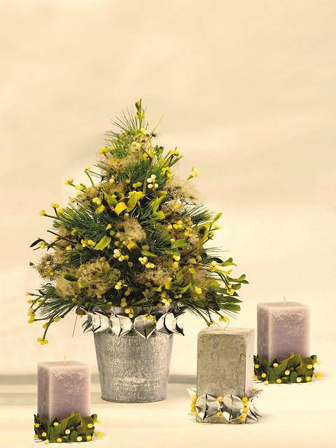 Zdjęcie numer 10 w galerii - Ozdoby i dekoracje świąteczne na Boże Narodzenie