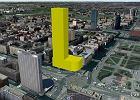 180-metrowy wie�owiec centrum? Urbani�ci: To szale�stwo