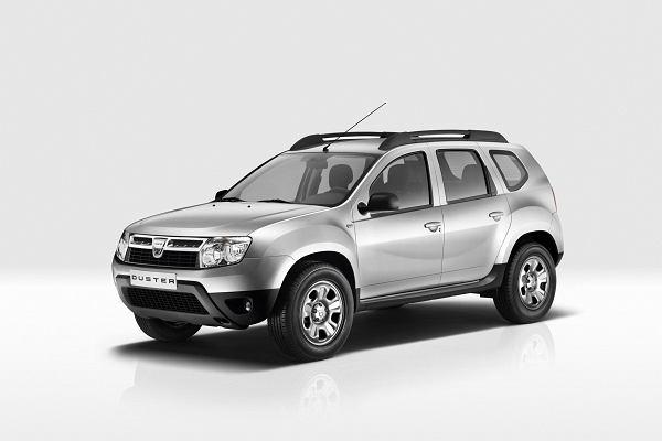 Dacia Duster ju� w maju
