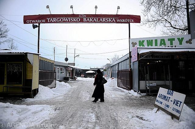 9aa86a22ab Nowy bazar  z tańcami brzucha i egzotycznymi lokalami