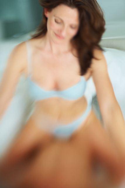 Oczami kobiety: orgazm