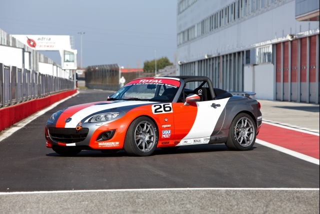 MX-5 Open Race