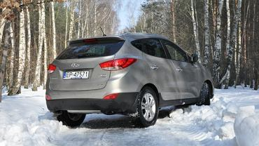 Hyundai ix35 2.0 CRDi 4x4 Style