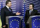 Ukraina skar�y si� na unijnych urz�dnik�w