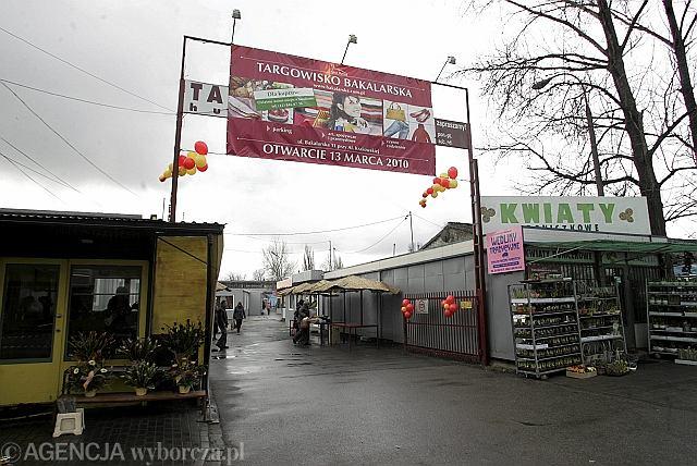 4707809405 Bazar na Bakalarskiej już otwarty