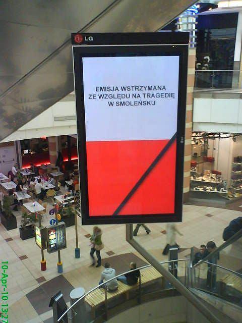 W niedziel� zamkni�te galerie handlowe i sklepy sieciowe