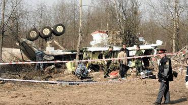 11 kwietnia 2010, lotnisko Siewiernyj pod Smoleńskiem