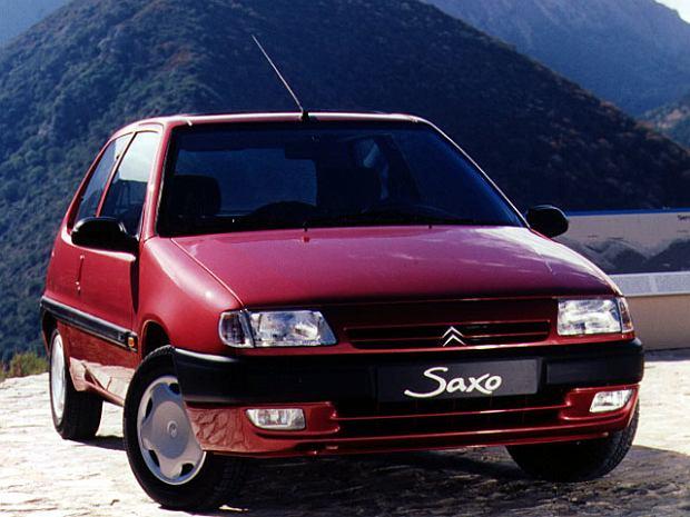 Citroën Saxo (1996-2003) - opinie Moto.pl