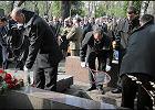 Minister Stanis�aw Komorowski po�egnany po wojskowemu