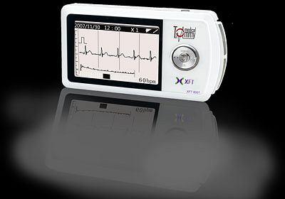 XFT 8001: mobilne EKG