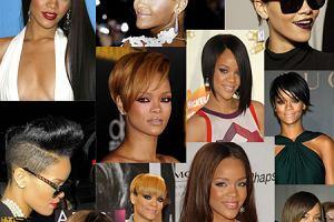 Zag�osuj i wybierz najlepsz� fryzur� Rihanny!
