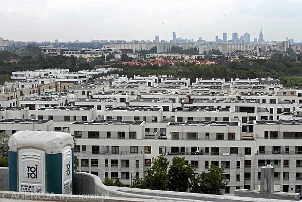 Mieszkanie w Warszawie dro�ej ni� w Wiedniu i Berlinie