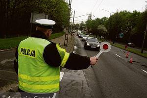 1,5 tys. pijanych kierowc�w w �wi�ta