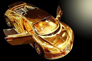 Dro�szy od Bugatti Veyrona