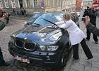 Aaaatrakcyjne BMW X5 na sprzeda�