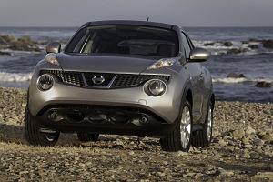 Nissan Juke 1.6 DIG-T - test | Pierwsza jazda