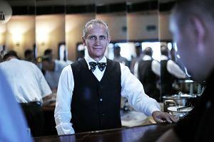 Pan Roman - najsłynniejszy barman w Warszawie