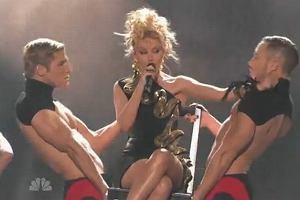 Kylie Minogue w America's got Talent