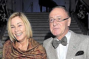 Małgorzata Potocka - aktorka znana z serialu Matki, żony i kochanki rozstała się z Adamem Gesslerem.