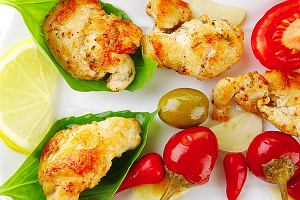 Kurczak rz�dzi