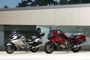 BMW K1600GT i K1600GTL | Galeria