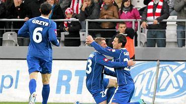 Piłkarze Ruchu Chorzów