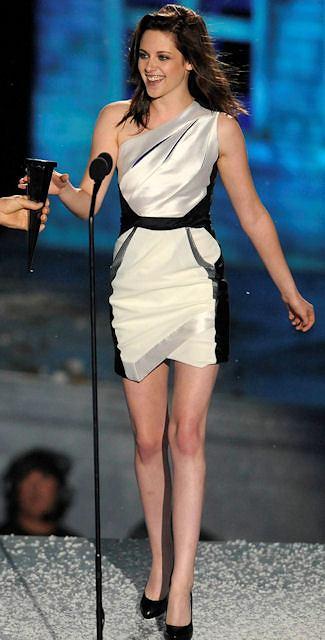 Odmieniona Kristen Stewart