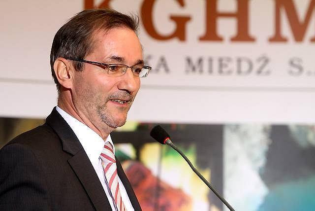 Premier Brandenburgii Matthias Platzeck