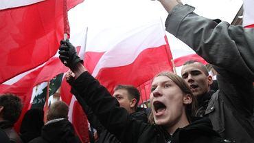 Marsz radykalnych narodowców i kontrmanifestacja antyfaszystów