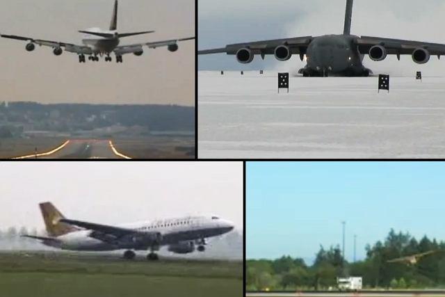 Niesamowici piloci i ich wielkie maszyny.