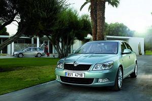 Sprzedaż aut w Polsce - Punto lepsze od Fabii