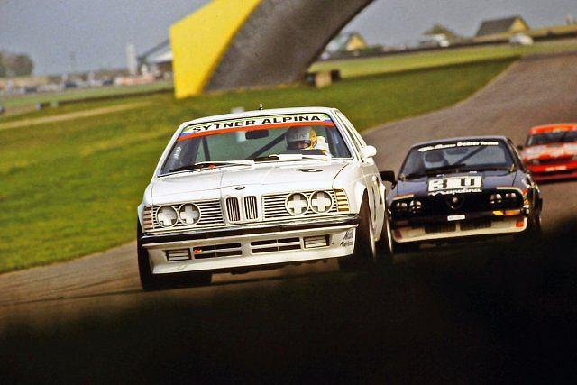 Klasyczne sportowe auta z lat 70-tych i 80-tych wrócą na tory wyścigowe