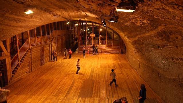 bochnia weekend w kopalni
