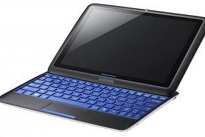 CES 2011: Samsung prezentuje TX100 - stylowy tablet z wysuwan� klawiatur�