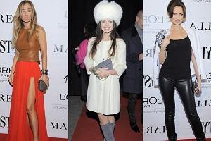 Na gali Doskonałość Roku 2010 organizowanej przez magazyn Twój Styl, pojawiło się sporo gwiazd oraz ludzi związanych z branżą mody. Zobaczcie kto przyszedł i w co był ubrany.