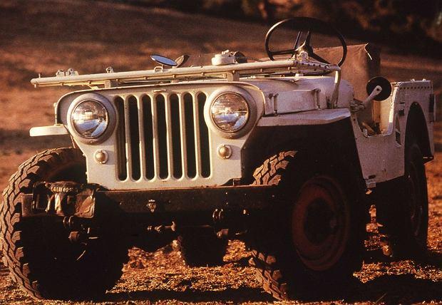 70 lat Jeepa