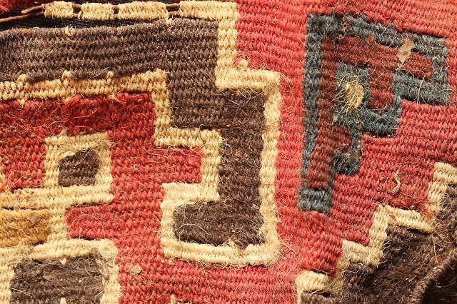 Część andyjskich skarbów udało się ocalić przed złodziejami.