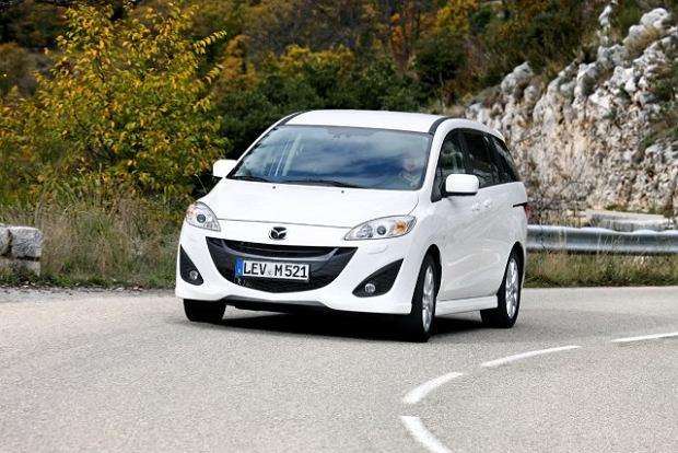 Mazda 5 1.6 MZ-CD od 98 700 zł