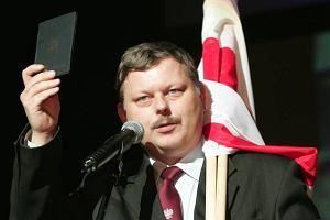 Koz�owska-Rajewicz skar�y pos�a Suskiego do komisji etyki