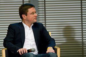 Łukasz Wejchert złożył rezygnację z funkcji członka zarządu TVN
