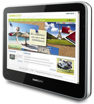 tablet, galaxy tab, ipad, Hannspree Hannspad