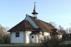 Będzie remont kościoła z kolejowych podkładów
