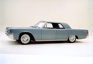 Samochody z innej bajki | Lincoln