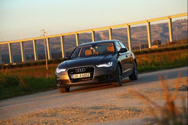 Audi A6 - test | Pierwsza jazda