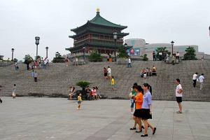 Chiny. Mi�dzynarodowa Wystawa Ogrodnicza w Xi'an